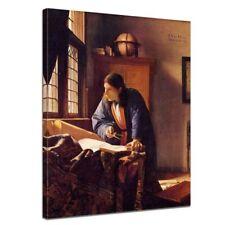 Kunstdruck - Alte Meister - Jan Vermeer - Der Geograph