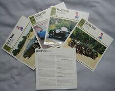 Frazer Nash Collectors Classic Car Cards