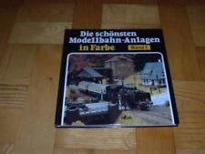 Gernot Balcke -- die SCHÖNSTEN alba MODELLBAHN-ANLAGEN in FARBE  # 1 // 1984