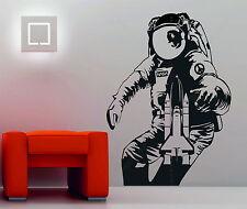 The Martian Astronaut NASA Rocket Space Moon Decorative Vinyl Wall Sticker Decal