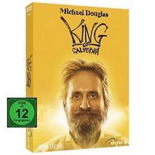 DVD KING OF CALIFORNIA - MICHAEL DOUGLAS *** NEU ***