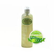 Dr.Adorable Organic Unrefined Cold-Pressed Extra Virgin Coconut Oil 2oz - Gallon