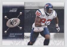 2009 SPx #5 Andre Johnson Houston Texans Football Card