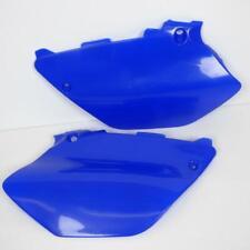 Caches latéraux bleu Polisport moto Yamaha 125 YZ 2002 à 2014 EBSI3950085 Neuf