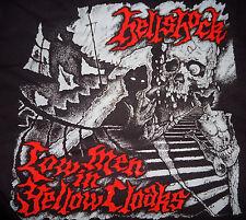 Hellshock - Low Men In Yellow Cloaks 2-sided hoodie / New/ S, M, L, XL Hardcore
