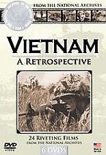 Vietnam: A Retrospective, Good DVD, Hubert Humphrey, Henry Fonda, John Wayne, Ch