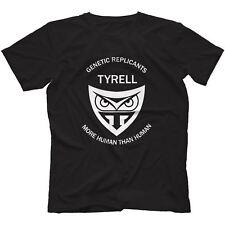Tyrell Corporation Camiseta 100% algodón replicante Bladerunner inspirado