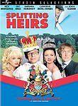 Splitting Heirs (DVD New) Rick Moranis*Eric Idle*John Cleese WS