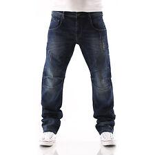 Big Seven XXL Jeans Jayden dark aged regular fit Herren Hose Übergröße neu