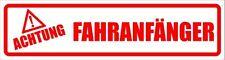 Achtung Fahranfänger Magnetschild maf0081 für KFZ und sonstige Metalloberflächen