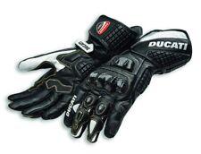 DUCATI Spidi CORSE C3 Racing Leder Handschuhe Gloves schwarz NEU !!