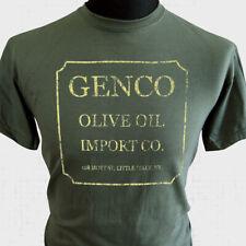 Genco Olive Oil Company Retro Movie T Shirt The Godfather