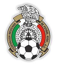 Mexico Federacion Mexicana de Futbol  Decal / Sticker Die cut