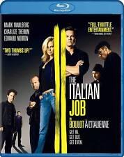 The Italian Job (Blu-ray Disc, 2010, Canadian)