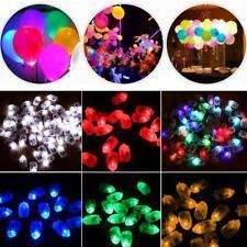 50pcs Waterproof LED Light For Paper Lantern Ballon Wedding Party Decoration