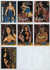 WCW nWo NITRO Trading cards singles