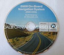 2004 2005 2006 2007 2008 BMW 3 5 6 X Series Navigation DVD Ver 2007.2 OEM