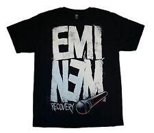 EMINEM - Recovery - T SHIRT S-M-L-XL-2XL Brand New - Official T Shirt