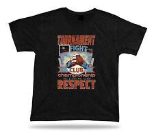 Camiseta T Shirts cumpleaños Ronda final boxeo artes marciales mixtas Deporte