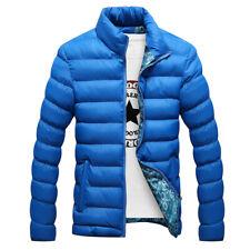 Men Packable Lightweight Hoodie Down Jacket Winter Hooded Puffer Outerwear Coat