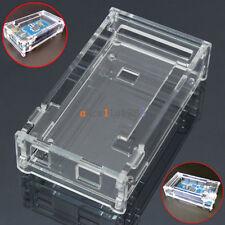 Acrylic Box Enclosure Transparent Case for Arduino MEGA2560 R3 Arduino UNO R3 US