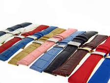 Aqua Master Genuine Leather Watch Band Straps