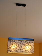 Lámpara Colgante de Péndulo, Top Diseño Salamanca 2 Focos Elegante
