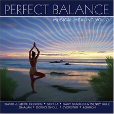 NEW Perfect Balance: Musical Healing, Vol.  2 (Audio CD)