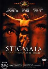 Stigmata - DVD Like New - Gabriel Byrne Patricia Arquette Jonathan Pryce