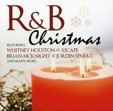 Audio CD R&B Christmas - Various Artists - Free Shipping