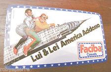 Adesivo FACIBA CASUALS LUI & LEI AMERICA ADDOSSO abbigliamento sticker vintage