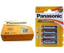 PILAS PANASONIC (1,5V) AA ALCALINAS ALKALINAS LR6 -LR06 -LR6T/4B