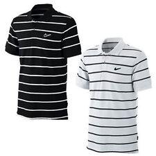 Men's Nike Golf Polo Ultra Stripe Shirt - Size S - XL