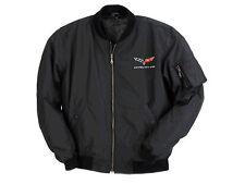 2005-2013 Corvette C6 Aviator Style Jacket