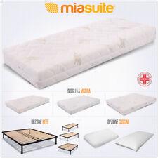 Letti e materassi animali bianchi con dimensioni materasso 1 piazza ...