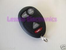 Delphi L2C0007T 4 Button GM Remote Transmitter Fob