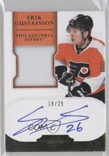 2011-12 Panini Dominion Gold 167 Erik Gustafsson Philadelphia Flyers Hockey Card