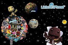 RGC riesige Poster-Little Big Planet 1 2 3 PS3 PS4-LBP008