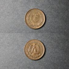 1935 MEXICO 1 CENTAVO COIN Uncirculated