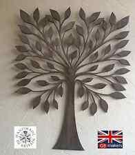 Árbol Tallado Colgante Para Decoración Artística obra de arte naturaleza rústico Hojas Árboles