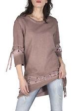 Sexy Woman VI-T947A sweat-shirt pour femme - coleur Rosa FR