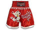 Muay Thai Boxing Shorts,Martial Arts - Kombat Size 4L