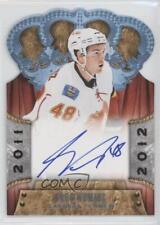 2011 Panini Crown Royale #151 Rookie Royalty Signatures Greg Nemisz Auto RC Card