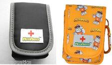 ASTHMA INHALER CASE Auvi-Q Belt Clip Carabiner Emergency Allergy Attack Medicine