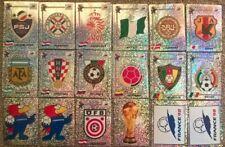 Panini Copa del Mundo Francia Etiqueta Engomada de la hoja de 1998 por favor, elija