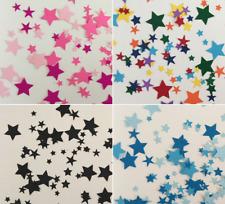 Star Punch Scrapbooking 100 Pcs Cardstock Confetti