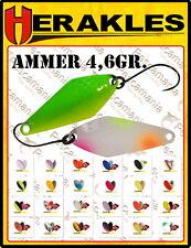 Ondulante Herakles Spoon AMMER gr.4,6 artificiale monoamo trota lago area game