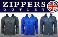 Cagoul / kagool Léger Manteau de pluie (grande tailles) foldaway mac jusqu' à 6 XXXXXXL