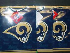 "NFL ""St. Louis Rams"" Gift Bags (3 bags) MEDIUM"