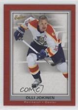 2005-06 Upper Deck Bee Hive #40 Olli Jokinen Florida Panthers Hockey Card
